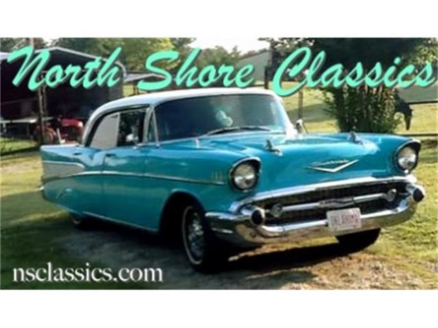 1957 Chevrolet Bel Air | 763330
