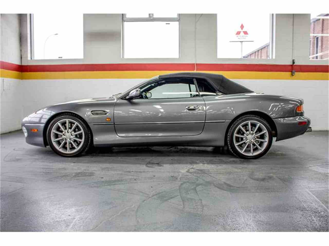 Large Picture of '02 DB7 Vantage Volante - GCZP