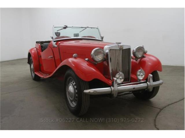 1951 MG TD | 763335