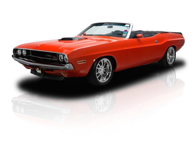 1970 Dodge Challenger R/T | 760336