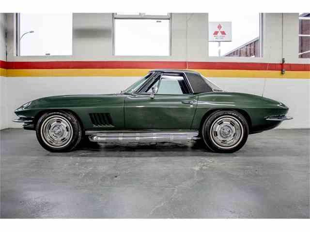 1967 Chevrolet Corvette Stingray | 763377