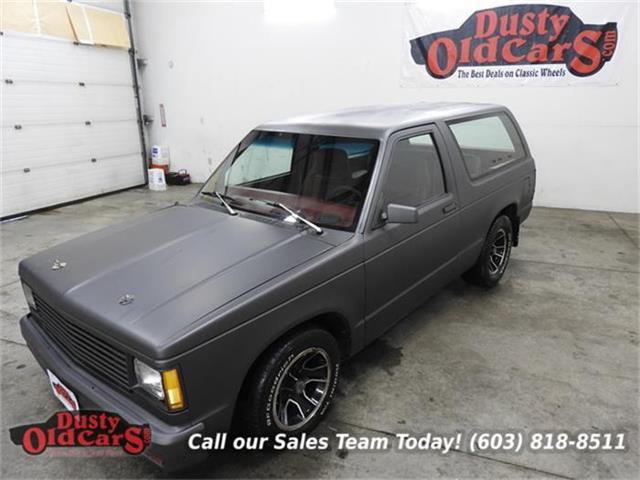 1983 Chevrolet Blazer | 763388