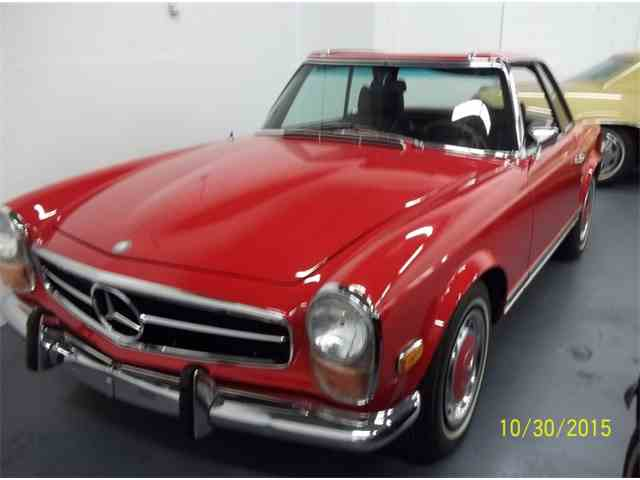 1970 Mercedes-Benz 280SL | 763404