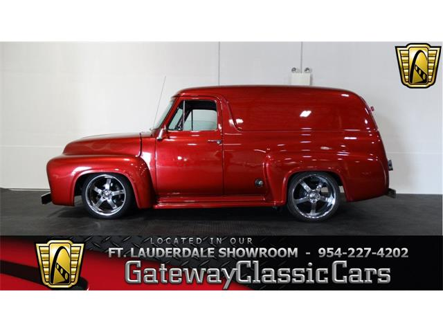 1955 Ford Panel Truck | 763422