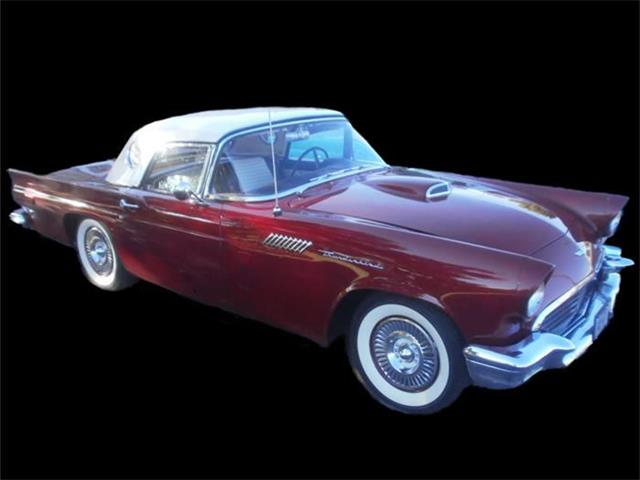 1957 Ford Thunderbird | 763434