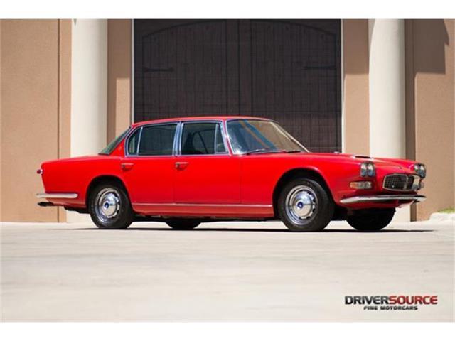 1967 Maserati Quattroporte | 760347