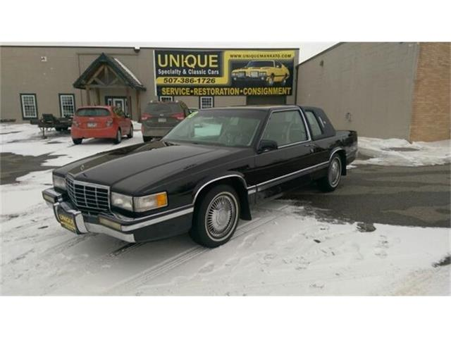 1993 Cadillac Coupe DeVille | 763483