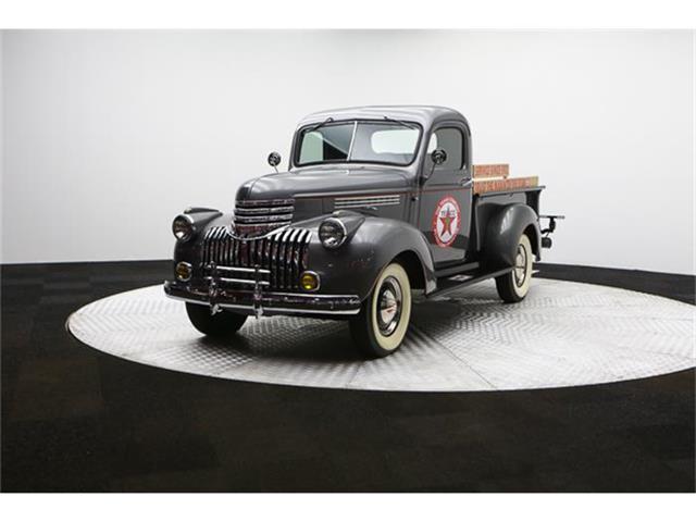1941 Chevrolet Truck | 763500