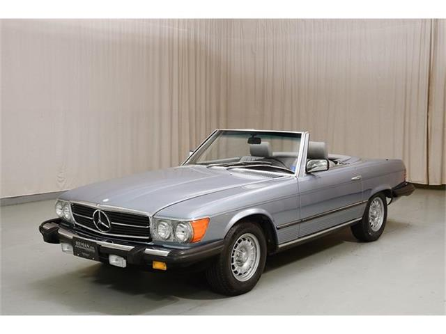 1985 Mercedes-Benz 380SL | 760369