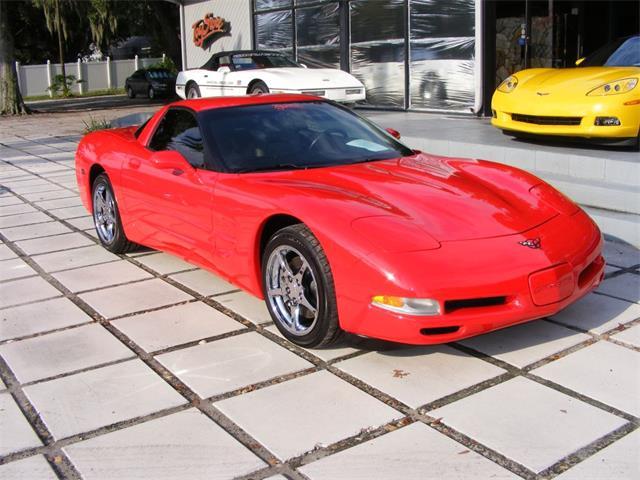 2002 Chevrolet Corvette | 760037