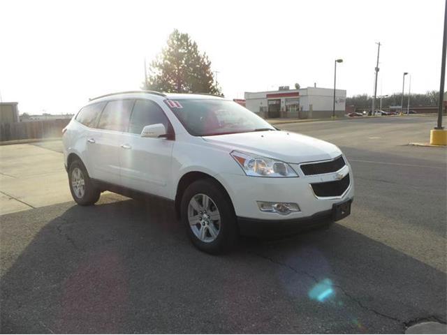 2011 Chevrolet Traverse | 760378