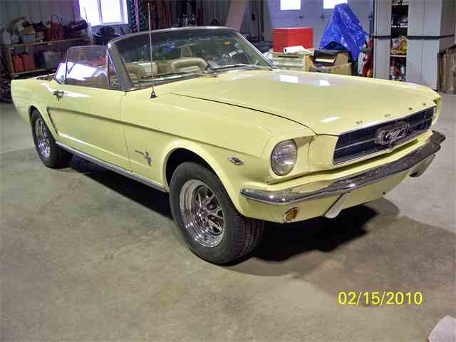 1965 Ford Mustang | 763948