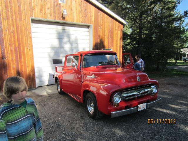 1956 Ford F100 | 764048