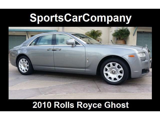 2010 Rolls-Royce Silver Ghost | 764695