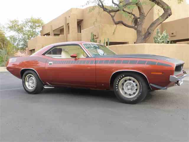 1970 Plymouth Cuda | 764729