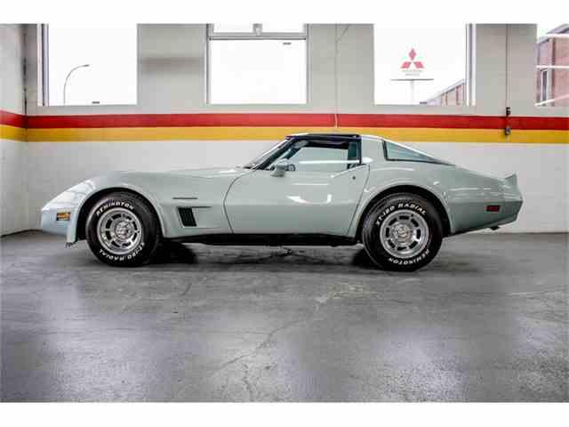 1982 Chevrolet Corvette | 764733