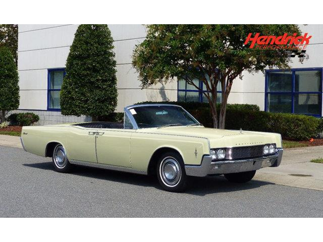 1966 Lincoln Continental | 764777