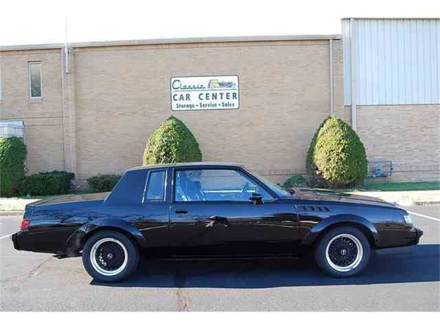 1987 Buick GNX | 764865