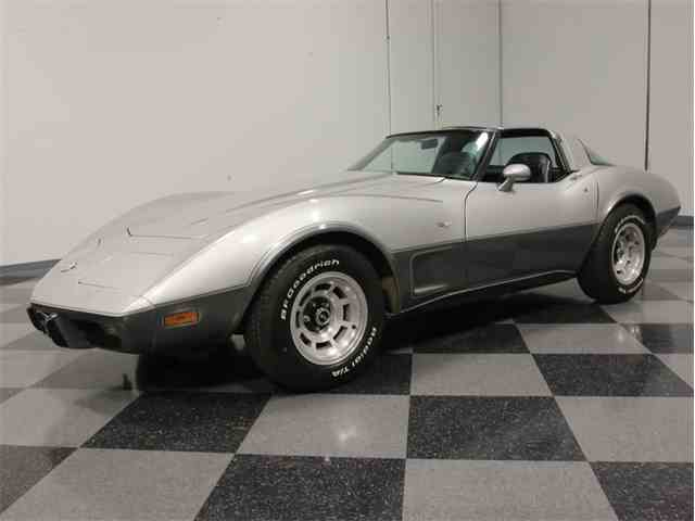 1978 Chevrolet Corvette 25th Anniversary | 764891