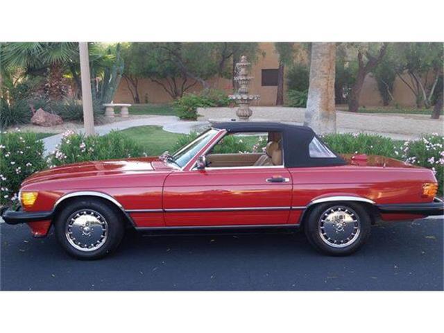 1986 Mercedes-Benz 560 | 764919