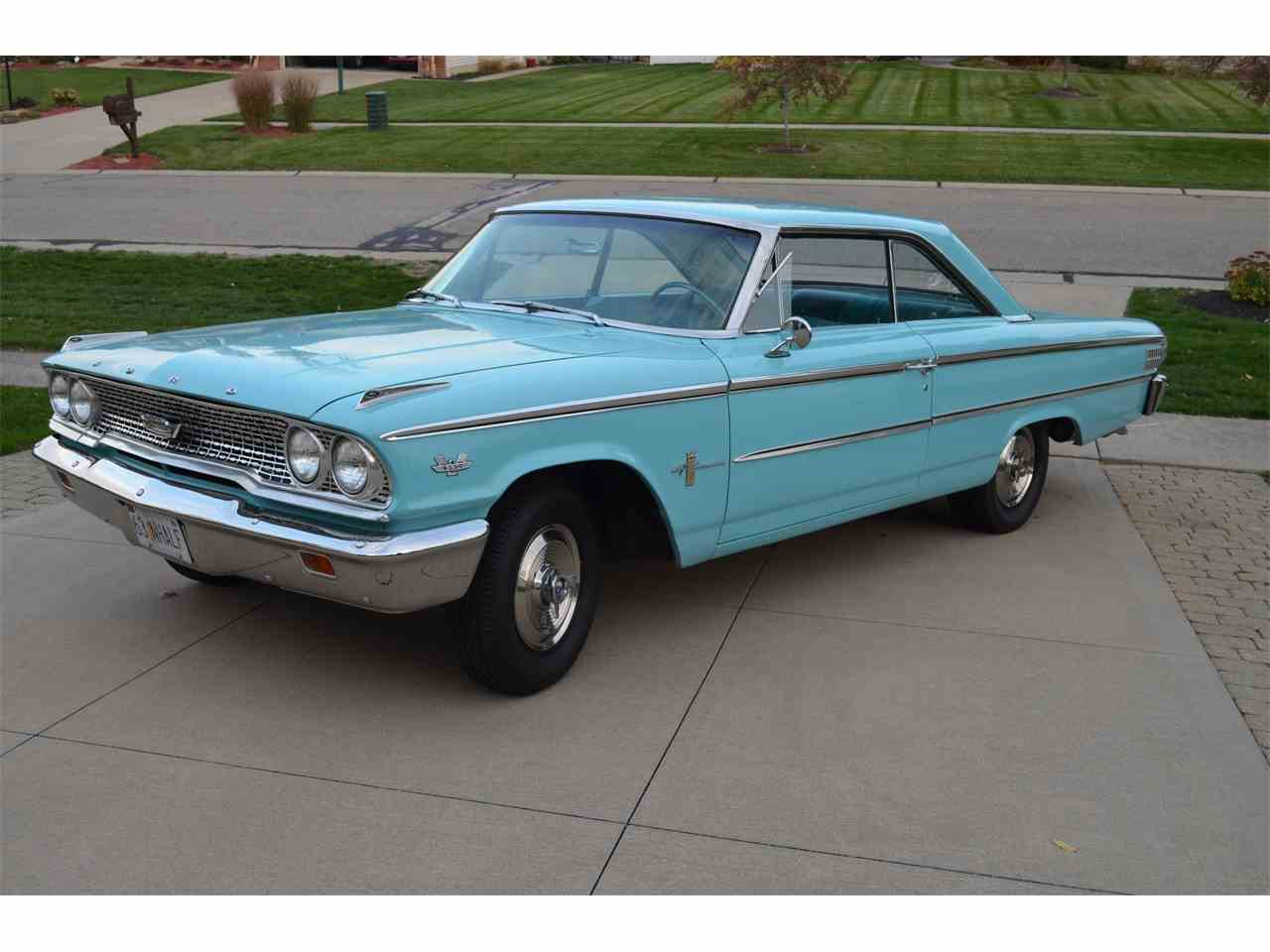 1963 ford galaxie 500 for sale cc 764931. Cars Review. Best American Auto & Cars Review