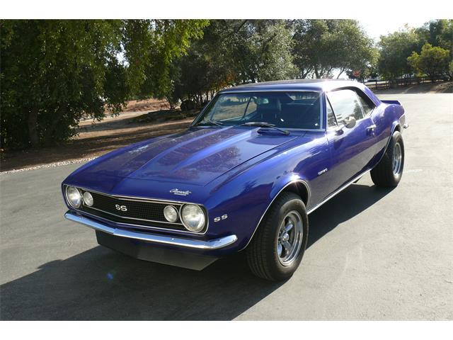 classic chevrolet camaro ss for sale on 174. Black Bedroom Furniture Sets. Home Design Ideas