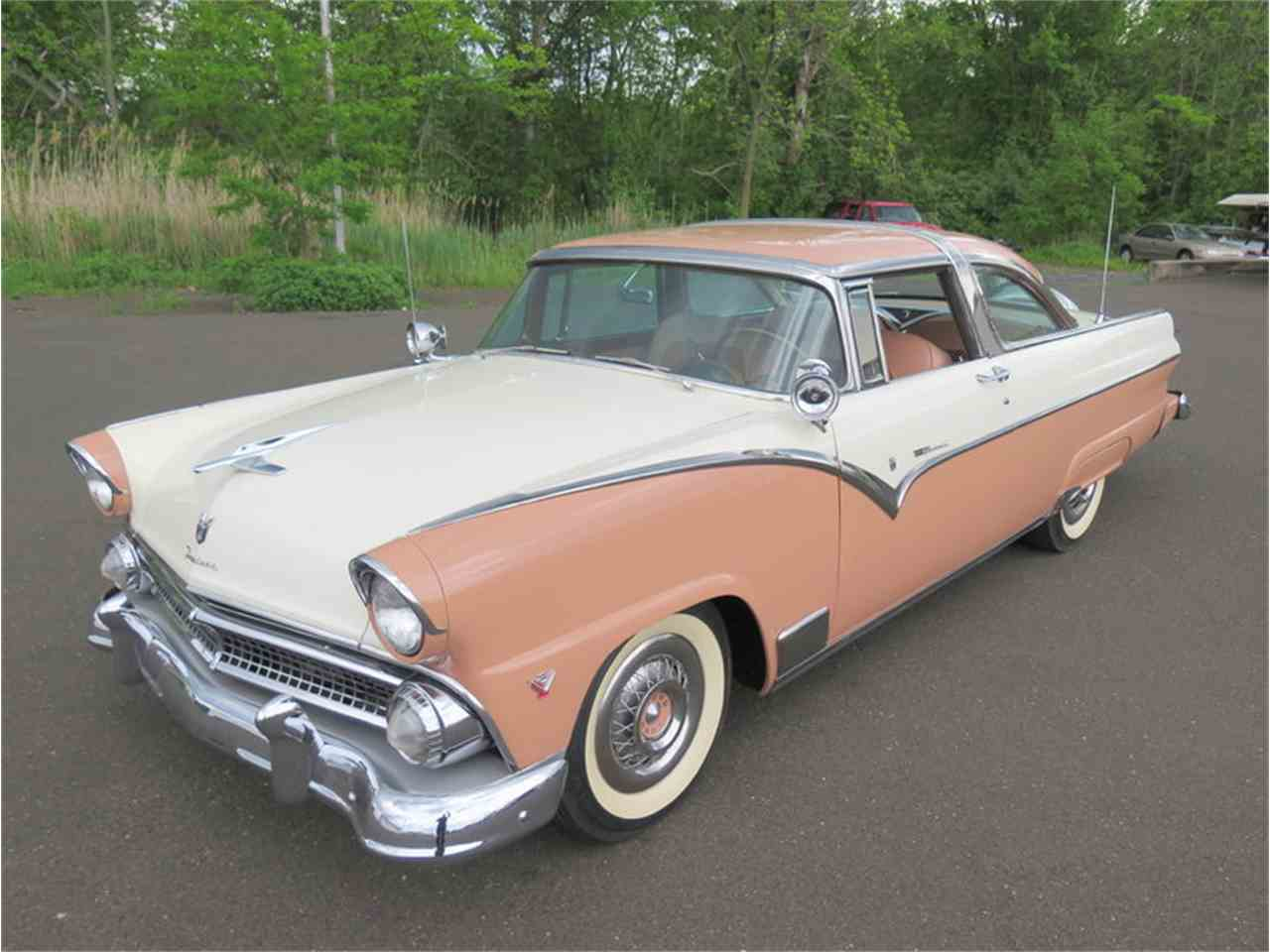 1955 ford fairlane crown victoria blog cars on line - 1955 Ford Fairlane Crown Victoria For Sale Cc 764957