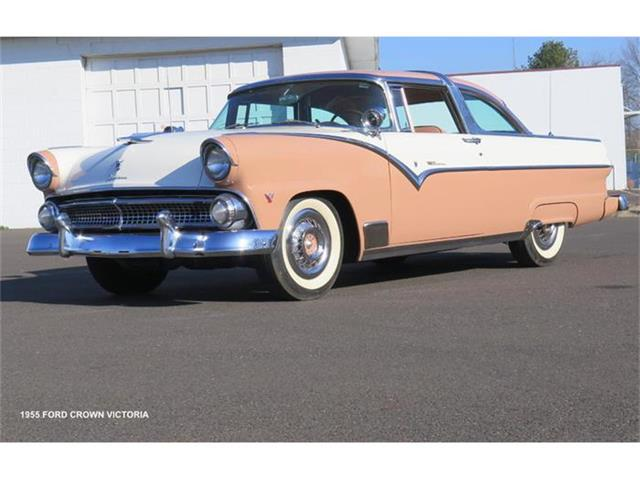 1955 Ford Fairlane Crown Victoria | 764957