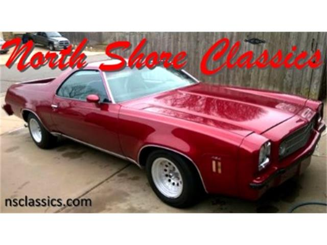 1973 Chevrolet El Camino | 765012
