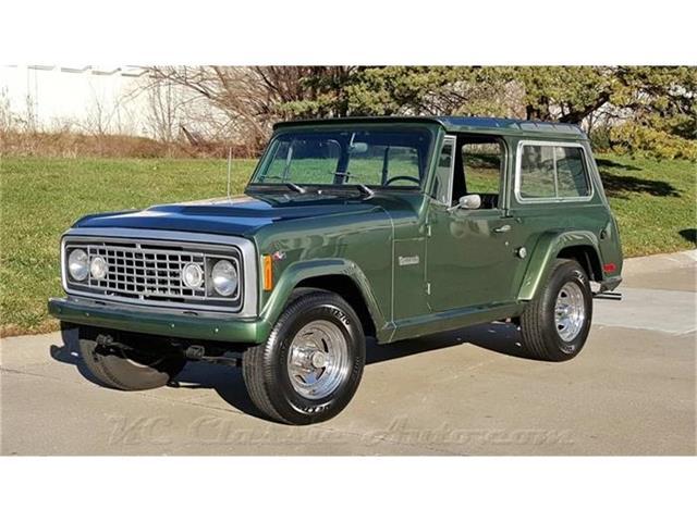 1973 Jeep Jeep Commando V8   Automatic | 765085