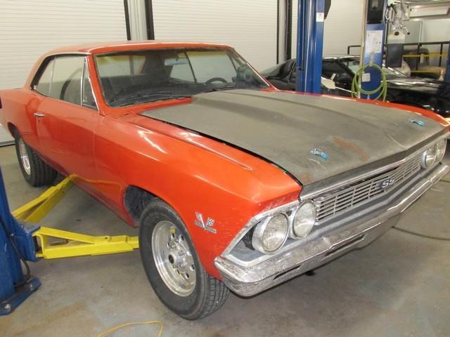 1966 Chevrolet Chevelle SS | 765086
