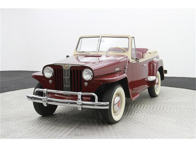 1949 Willys Jeepster | 765100
