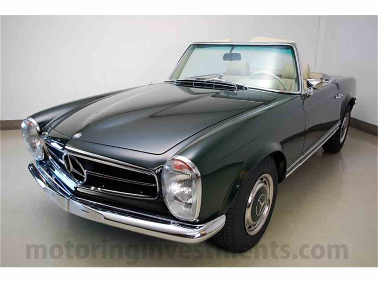 1969 mercedes benz 280sl for sale cc for Mercedes benz of southern california