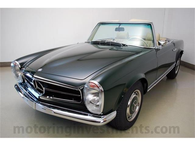 1969 Mercedes-Benz 280SL | 765153
