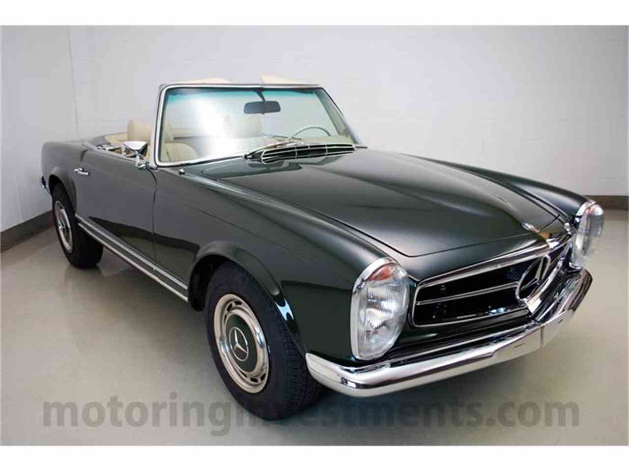 1969 mercedes benz 280sl for sale cc for San diego mercedes benz service