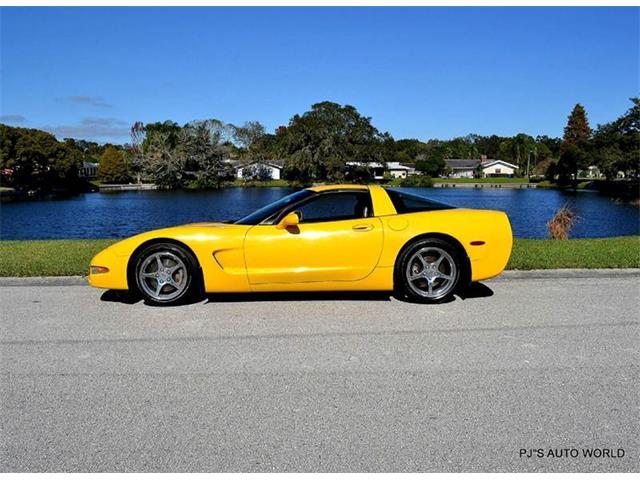 2001 Chevrolet Corvette | 760518