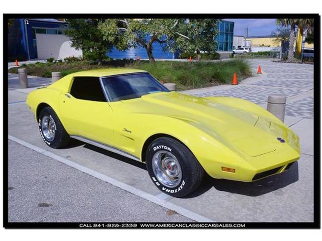 1974 Chevrolet Corvette | 765185