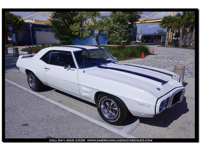 1969 Pontiac Firebird | 765187