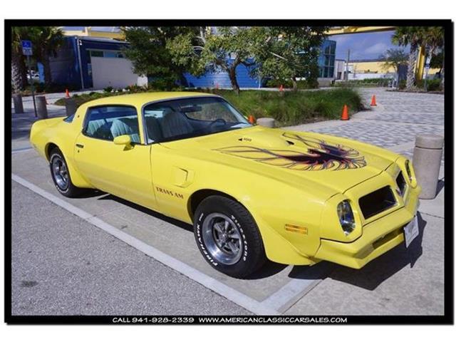 1976 Pontiac Firebird | 765188