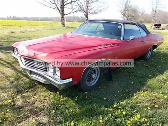 1971 Buick LeSabre | 765211