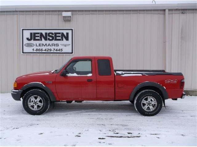 2002 Ford Ranger | 765225