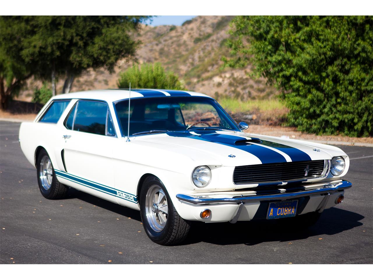 1966 Ford Mustang Shelby GT350 for Sale | ClassicCars.com ...
