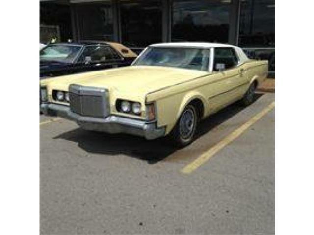 1970 Lincoln Continental Mark III | 765408