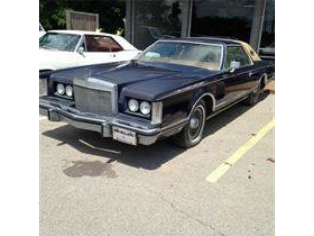 1977 Lincoln Continental Mark IV | 765409