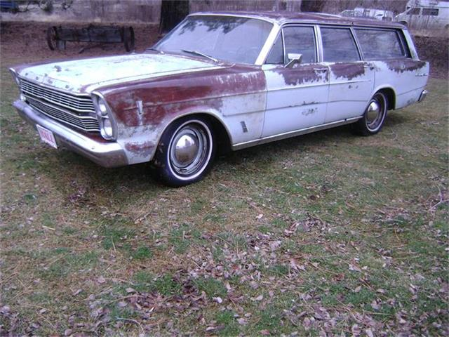 1966 Ford Country Sedan | 765432