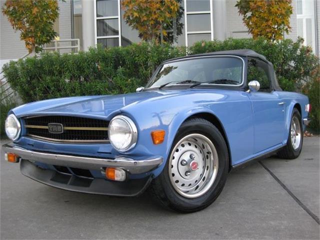 1974 Triumph TR6 | 765467
