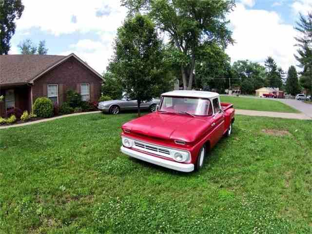 1962 Chevrolet C/K 20 | 765511