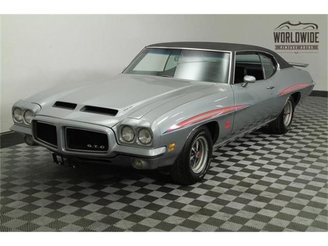 1971 Pontiac GTO | 760552