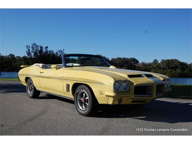1972 Pontiac LeMans | 765537