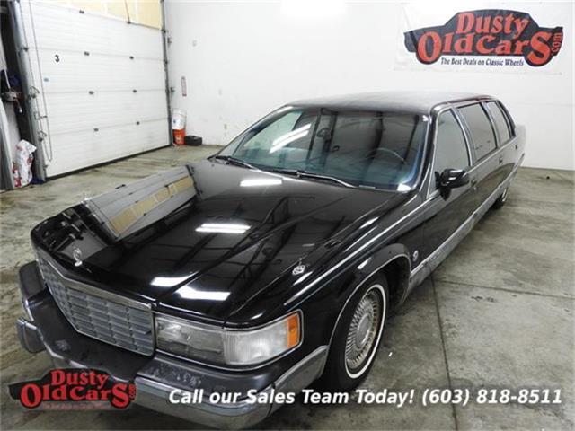 1993 Cadillac Fleetwood | 760059